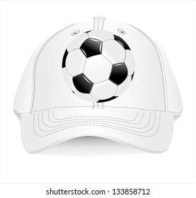 baseball cap design template stock vector royalty free 227601361