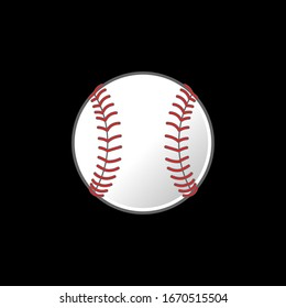 baseball design with flat style. JPEG