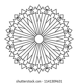 Mandala For Kids Images Stock Photos Vectors Shutterstock