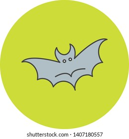 bat icon for your project