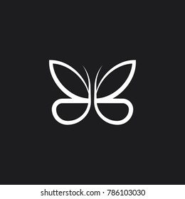Batterfly Line Animal Mark