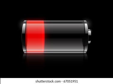 Batterie low