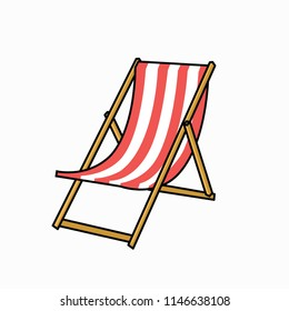 Beach Illustration Icon