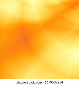 Fondo de fondo de fondo de fondo abstracto de la energía de flujo amarillo playa