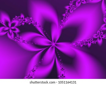 Beautiful abstract fractal