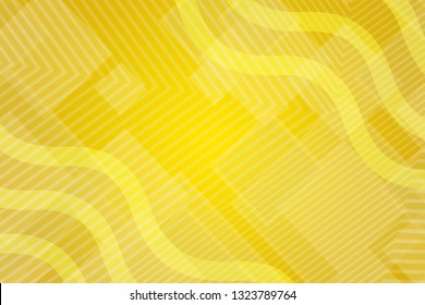 Beautiful amber abstract background. Yellow neutral backdrop for presentation design. Golden base for website, print, base for banners, wallpapers, business cards, brochure, banner, calendar, graphic