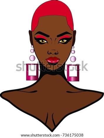 billeder af ebony kvinder