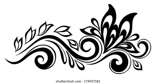 Black Out Tattoo Images Stock Photos Vectors