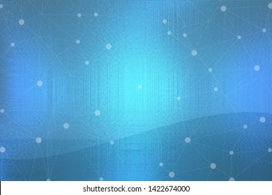 Beautiful blue abstract background. Aqua neutral backdrop for presentation design. Cyan base for website, print, base for banners, wallpapers, business cards, brochure, banner, calendar, graphic art