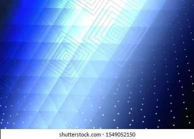 Beautiful blue abstract background. Azure neutral backdrop for presentation design. Cyan base for website, print, base for banners, wallpapers, business cards, brochure, banner, calendar, graphic art