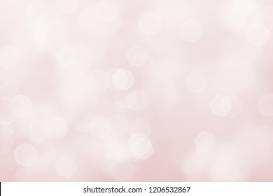 Beautiful bokeh pink sweet background.Celebrities concept.