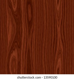 Beautiful cherry wood with visible knots - seamless texture