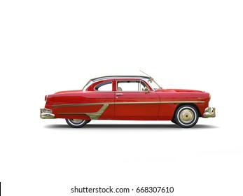 Vintage Cars Side View Images, Stock Photos \u0026 Vectors