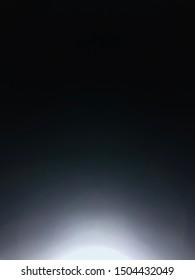 Beautiful dark black background with modern pattern light effect.