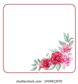 Beautiful design of wedding invitations.