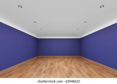 Beautiful Empty Interior