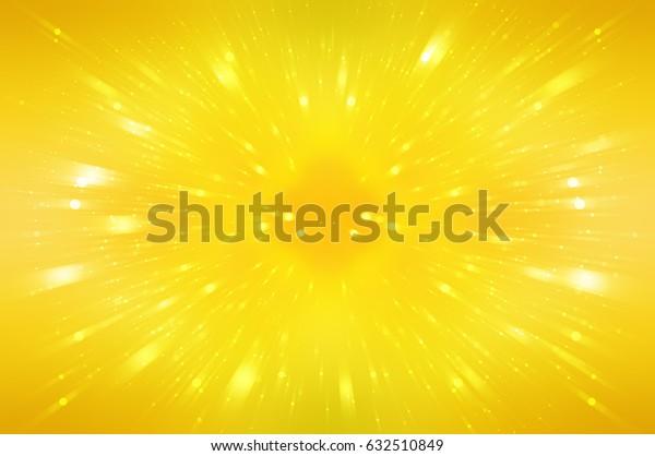 beautiful gold dynamic background. elegant illustration
