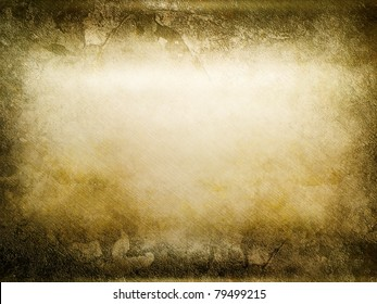 beautiful golden vintage background