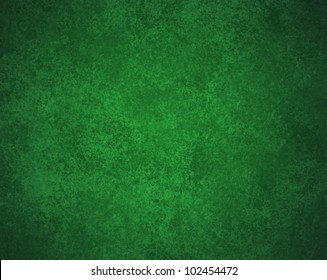 beautiful green background illustration design with elegant dark green vintage grunge background abstract texture on black vignette frame on border, Christmas luxury background  for brochure template