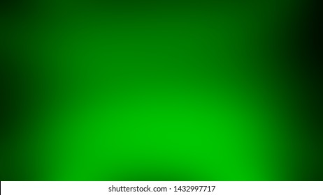 Beautiful green blurred abstract background for presentation. Eco fresh summer background. Bright green gradient