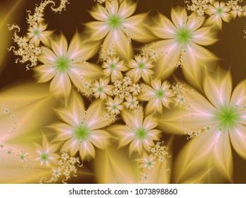 Beautiful Mellow floral