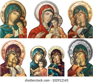 Beautiful Mother of God Collection