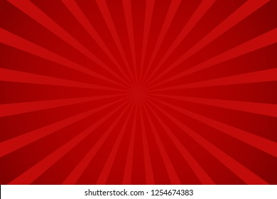 Beautiful red abstract background. Scarlet neutral backdrop for presentation design. Vermilion base for website, print, base for banners, wallpapers, business cards, brochure, banner, calendar,graphic