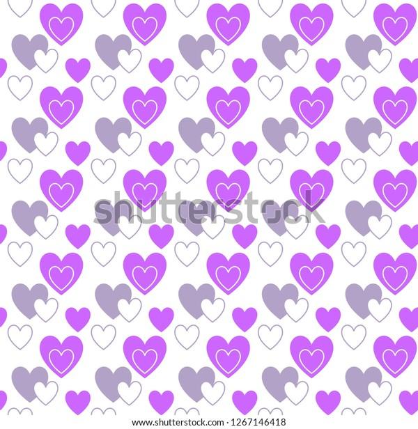beautiful seamless pattern isolated on 600w 1267146418