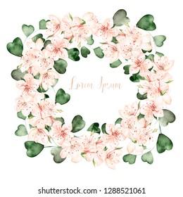 Couronne De Fleurs Dessin Images Stock Photos Vectors Shutterstock