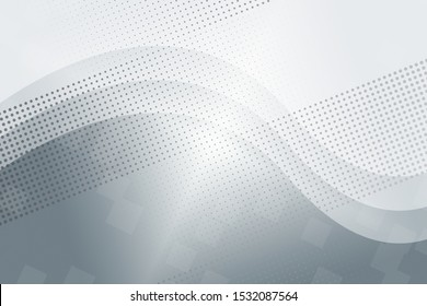 Beautiful white abstract background. Silver neutral backdrop for presentation design. Gray base for website, print, basis for banners, wallpapers, business cards, brochure, banner, calendar, graphic