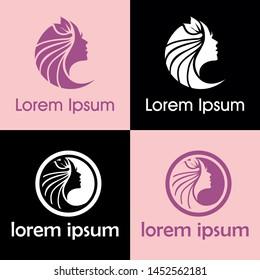 beauty or spa company logo