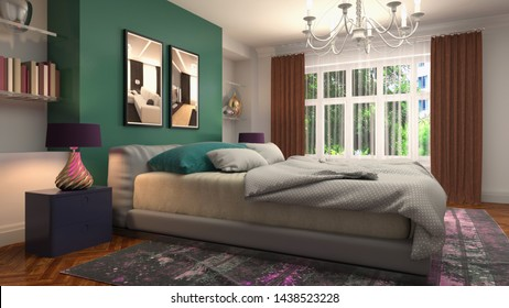 Chambre Hotel Luxe Images, Stock Photos & Vectors | Shutterstock
