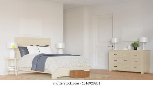 A bedroom is a room of a house, mansion  castle  palace  hotel  dormitory  apartment  condominium  duplex or townhouse where people sleep.3d rendering