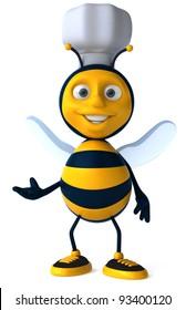 Bee chef