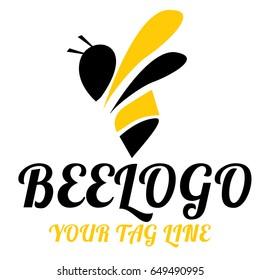 Bee Logo for company