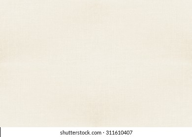 beige canvas fabric pattern seamless background, old paper texture background