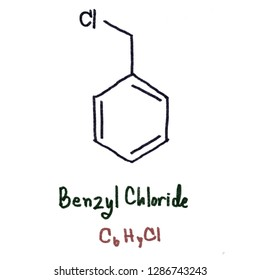 Benzyl chloride, or α-chlorotoluene, is an organic compound with the formula C6H5CH2Cl. This colourless liquid is a reactive organochlorine compound that is a widely used chemical building block.