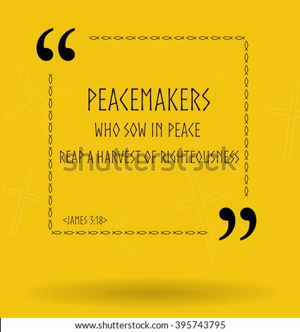 Royalty Free Stock Illustration Of Best Bible Quotes About Peace