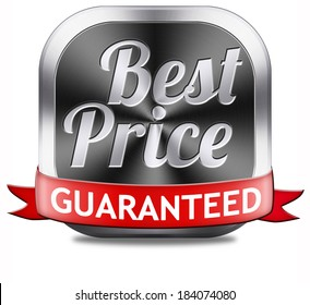 best price button low price or bargain special offer web shop icon