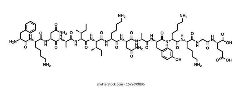 beta endorphin chemical formula science symbol elements reaction