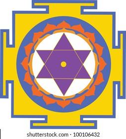 Bhuvaneshvari yantra