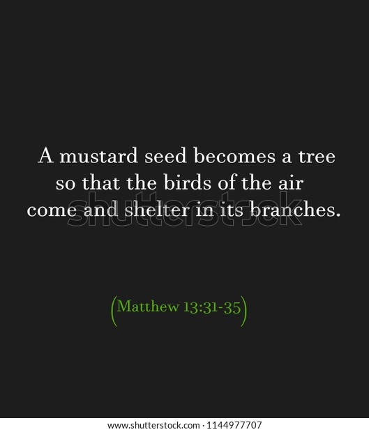 Bible Verse Day Stock Illustration 1144977707