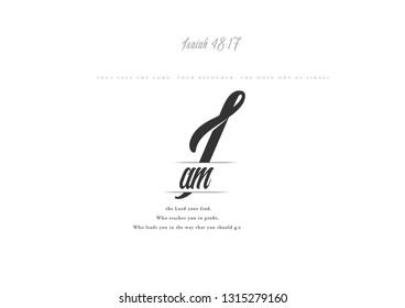 Bible verse print