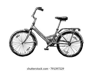 A bicycle for the strolls