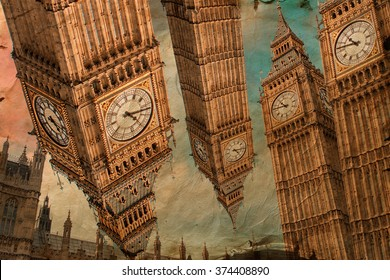 London Abstract Stock Illustrations Images Vectors