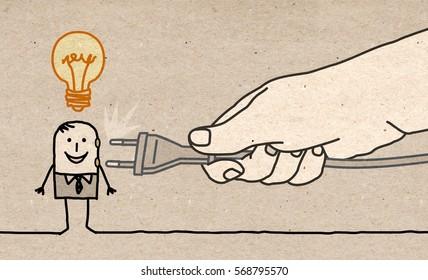 Big Hand - plug in
