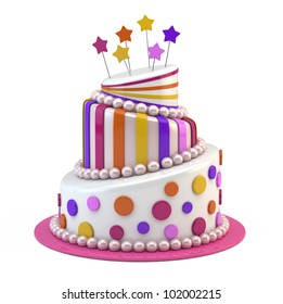 Astonishing Ilustraciones Imagenes Y Vectores De Stock Sobre Cake Birthday Funny Birthday Cards Online Alyptdamsfinfo