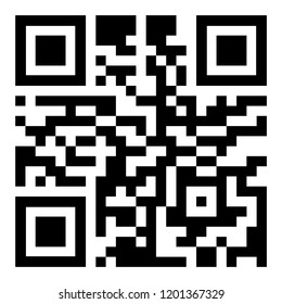 Big informational qr code