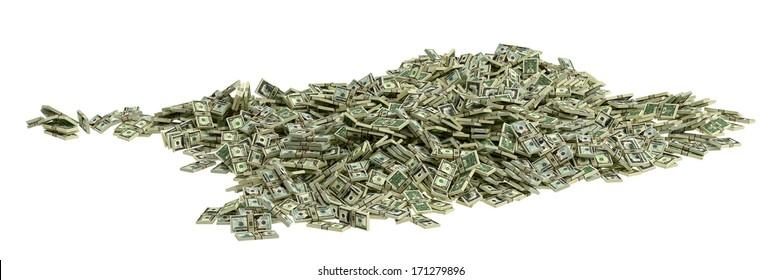 Big pile of Cash