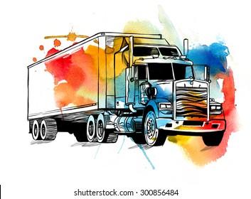 Big truck